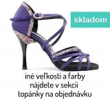 Tanečné topánky PORTDANCE - PD800 is Pro Premium fialové fd20d1217a5
