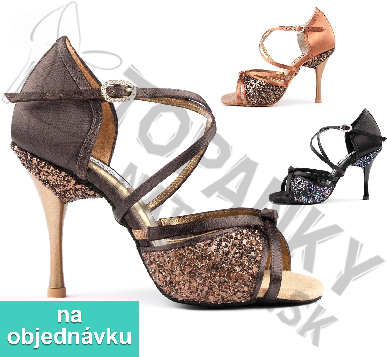 Tanečné topánky PORTDANCE - PD801 Pro Premium empty 75f26f98a75