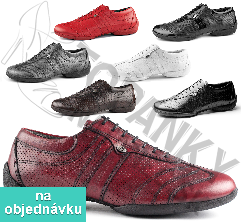 Tanečné topánky PORTDANCE PD Pietro Street  597e380c337