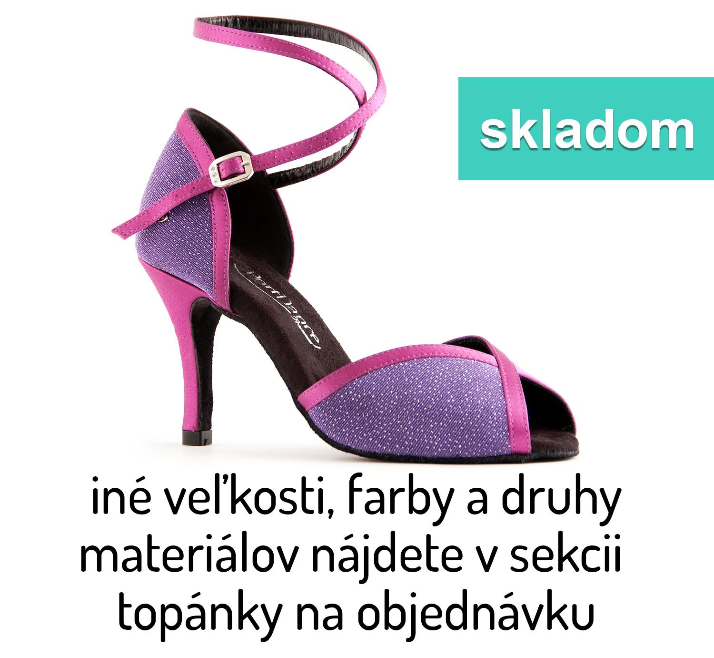 395542c62 Tanečné topánky PORTDANCE - PD500 is 7 cm Slim   Tanečné topánky ...