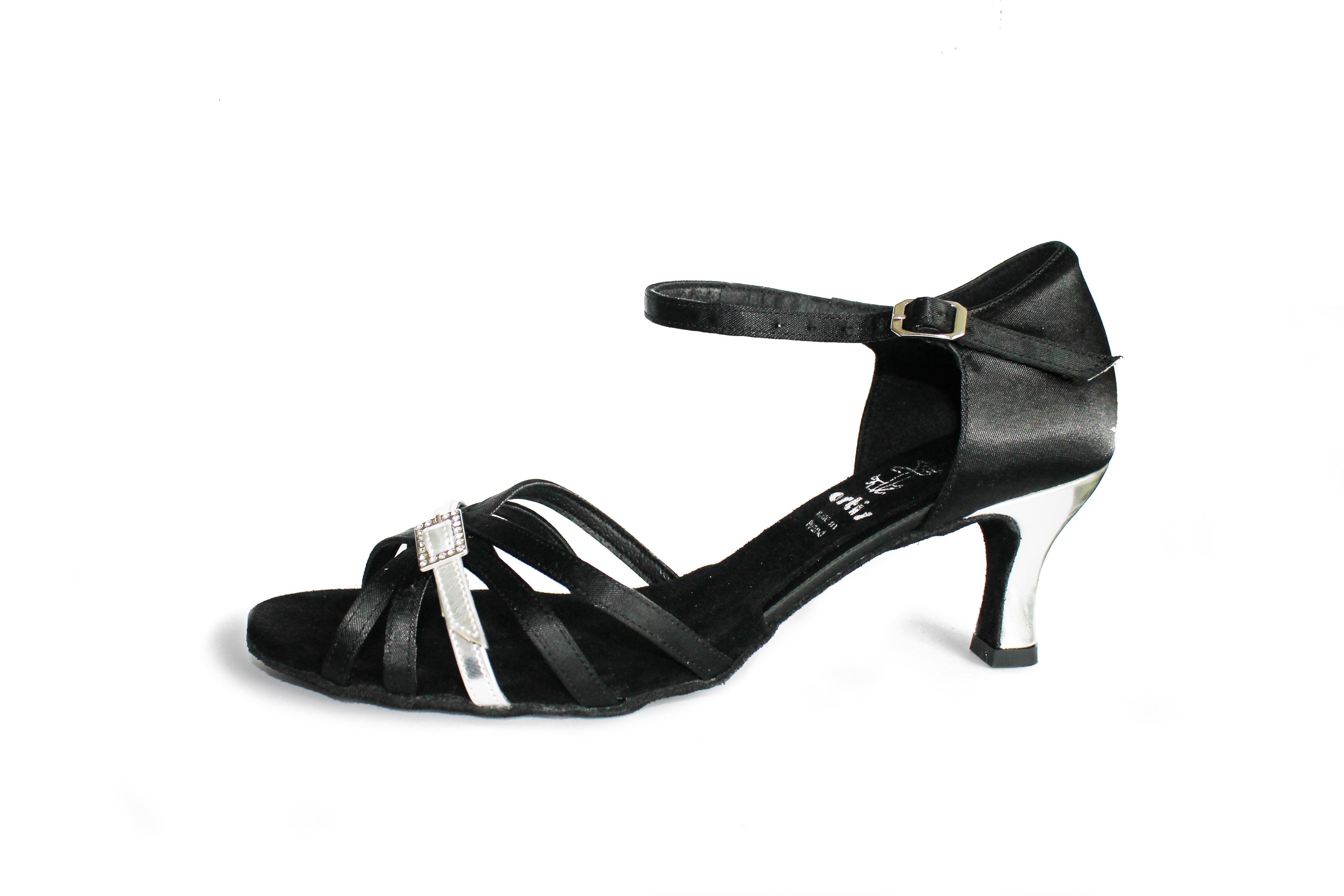 2d1172da5f6f Tanečné topánky ARTIS - DL-34 is 6 cm Flare empty