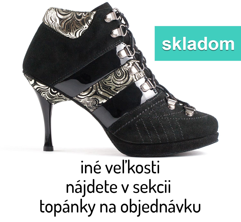 b37e61fbc88 Tanečné topánky PORTDANCE - PD950 is Kizomba empty