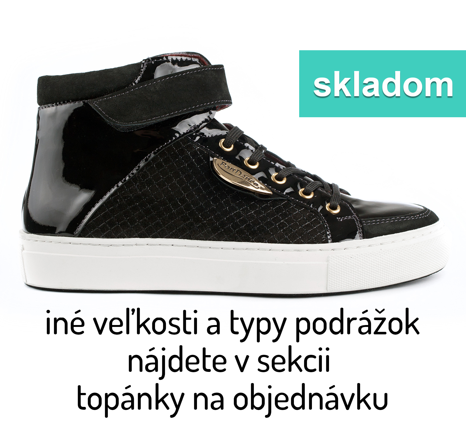 Sneakers PORTDANCE - PDHH 001 is Unisex