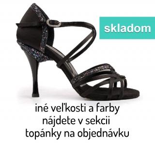 Tanečné topánky PORTDANCE - PD800 is Pro Premium čierne empty 26a301acd86