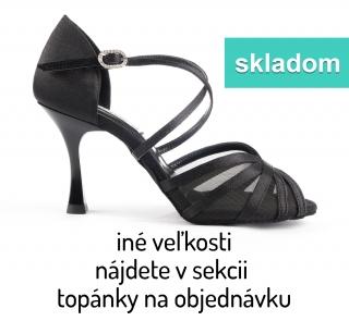 Tanečné topánky PORTDANCE - PD807 is Pro čierne empty 558b8a39c4c